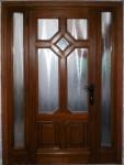 Masiv hrast - ulayna vrata